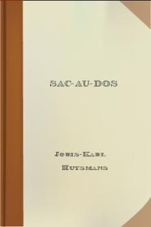 Sac-Au-Dos by Joris-Karl Huysmans