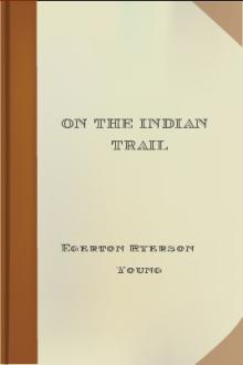 On the Indian Trail by Egerton Ryerson Young