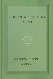 The Peacock 'At Home' by Catherine Ann Turner Dorset