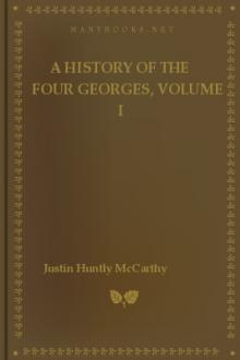 A History of the Four Georges, Volume I