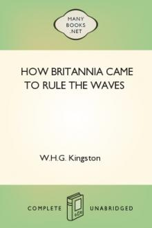 How Britannia Came to Rule the Waves by W. H. G. Kingston
