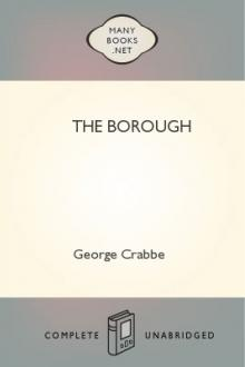 The Borough by George Crabbe