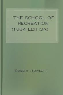 The School of Recreation (1684 edition)