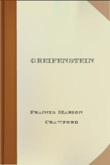 Greifenstein by F. Marion Crawford