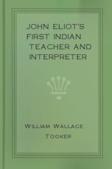John Eliot's First Indian Teacher and Interpreter Cockenoe-de-Long Island
