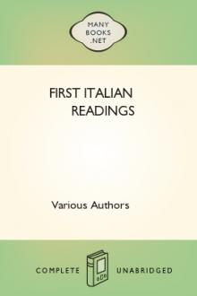 First Italian Readings by Various