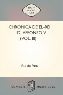 Chronica de el-rei D. Affonso V (Vol. III) by Rui de Pina