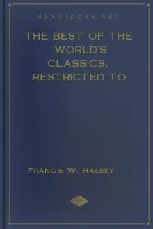 The Best of the World's Classics, Restricted to Prose, Vol. VII by Unknown