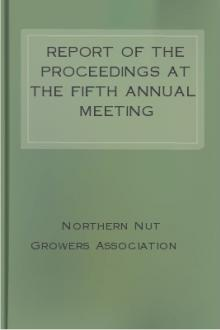 Report of the Proceedings at the Fifth Annual Meeting by Unknown