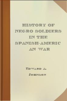 History of Negro Soldiers in the Spanish-American War