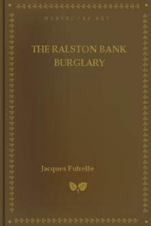 The Ralston Bank Burglary
