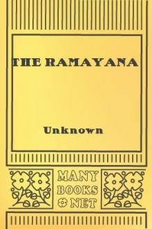 The Ramayana by Valmiki