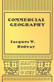 Commercial Geography by Jacques W. Redway