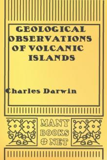 Geological Observations of Volcanic Islands by Charles Darwin