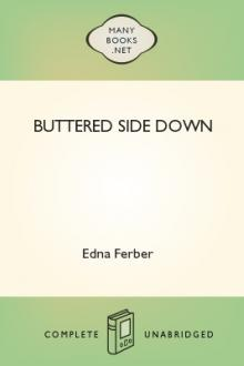 Buttered Side Down by Edna Ferber