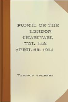 Punch, or the London Charivari, Vol. 146, April 29, 1914