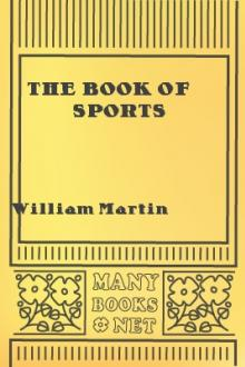 The Book of Sports by William Martin