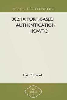 802.1X Port-Based Authentication HOWTO by Lars Strand