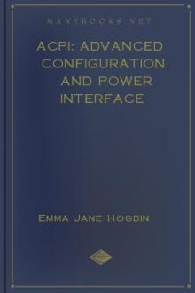 ACPI: Advanced Configuration and Power Interface by Emma Jane Hogbin