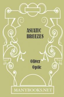 Asiatic Breezes by Oliver Optic