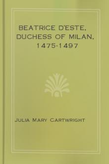Beatrice d'Este, Duchess of Milan, 1475-1497