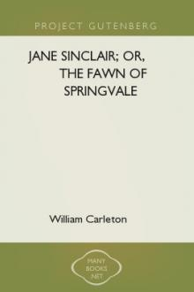 Jane Sinclair; or, The Fawn of Springvale by William Carleton