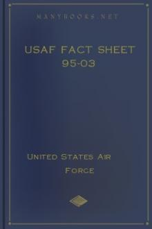 USAF Fact Sheet 95-03 by United States. Air Force