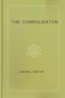 The Consolidator by Daniel Defoe
