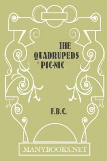 The Quadrupeds' Pic-Nic by Anonymous