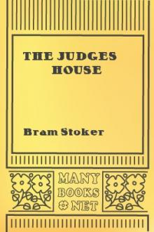 The Judges House by Bram Stoker