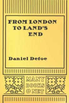 From London to Land's End by Daniel Defoe