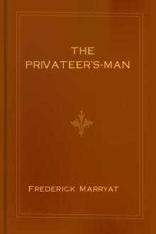 The Privateer's-Man by Frederick Marryat