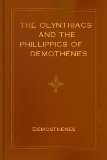 The Olynthiacs and the Phillippics of Demothenes