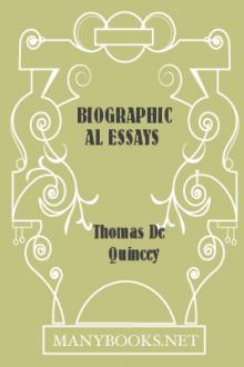 Biographical Essays