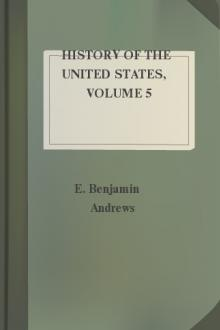 History of the United States, Volume 5