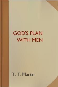 God's Plan with Men