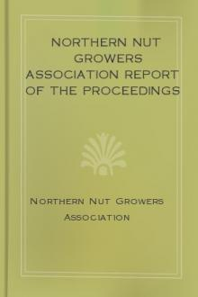 Northern Nut Growers Association Report of the Proceedings at the 41st Annual Meeting by Unknown