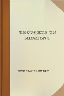 Thoughts on Missions