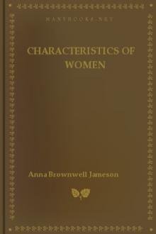 Characteristics of Women by Mrs. Jameson