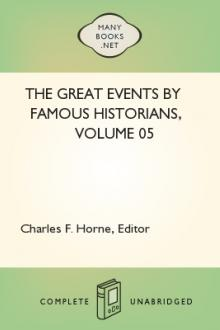 The Great Events by Famous Historians, Volume 05