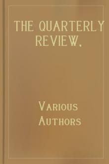 The Quarterly Review, Volume 162, No. 324, April, 1886 by Various