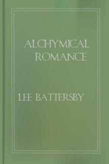 Alchymical Romance by Lee Battersby
