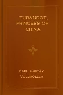 Turandot, Princess of China by Carlo Gozzi, Karl Vollmöller