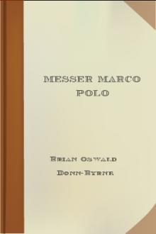 Messer Marco Polo by Brian Oswald Donn-Byrne