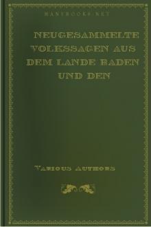 Neugesammelte Volkssagen aus dem Lande Baden und den angrenzenden Gegenden