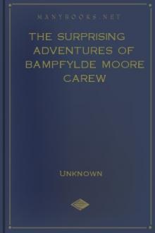 The Surprising Adventures of Bampfylde Moore Carew