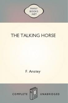 The Talking Horse by F. Anstey