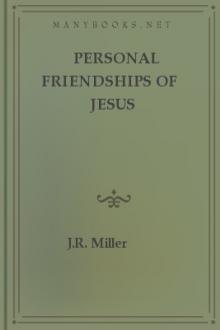 Personal Friendships of Jesus