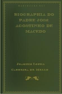 Biographia do Padre José Agostinho de Macedo