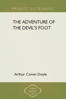 The Adventure of the Devil's Foot by Arthur Conan Doyle